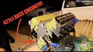 Download New DART 427 LS NEXT engine for the SALTY CHICKEN!!! Video