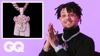 Download Smokepurpp Shows Off His Insane Jewelry Collection | GQ Video