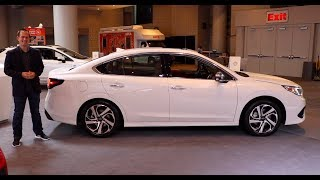 Download Is the ALL NEW 2020 Subaru Legacy XT a FAMILY size WRX but BETTER? Video