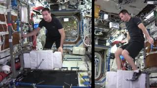 Download Space Station fitness Video