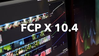 Download FCP X 10.4 Reveal (at the FCP X Creative Summit) Video