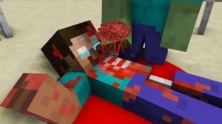 Download Zombie Life - Herobrine Life - Minecraft Top 5 Life Animations Video