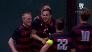 Download Recap: Stanford men's soccer shuts out No. 15 UMass Lowell in physical battle Video