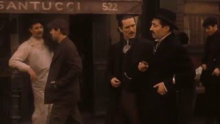Download GODFATHER LANDLORD 'DOG STAYS ' SCENE EPIC ROBERT DE NIRO- HD Video