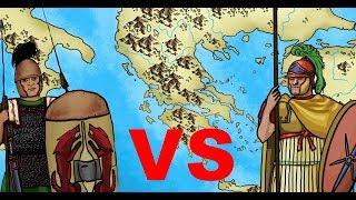 Download Roman legion vs Macedonian phalanx Video