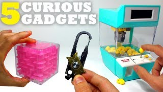 Download 5 Curious Gadgets You Can Find on the Internet Video