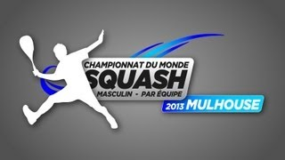 Download France v England Semi Final World Men's Team Squash Championship 2013 Video