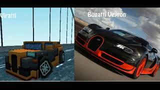 Download Block City War:Car In Real Life Video