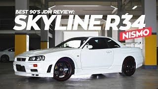 Download Skyline R34 Nismo Review! Video
