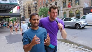 Download Aziz on the Street! Video