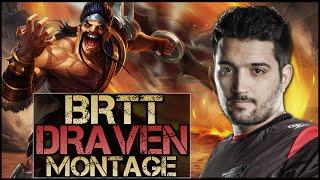 Download brTT Montage - Best Draven Plays Video