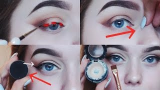 Download EYELINER HACKS YOU NEED TO KNOW! | Rachel Leary Video