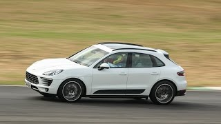 Download Porsche Macan S acelera em Interlagos [FULLPOWER LAP] Video