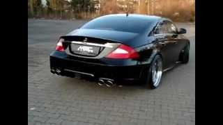Download Mercedes Benz CLS 550 Bodykit MEC Design Fits AMG Lowered Video