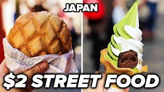Download $2 Street Food In Japan Video