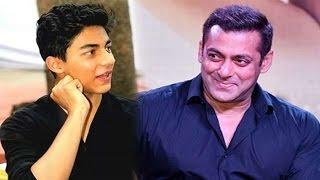 Download Aryan Khan To Take Acting Tips From Salman Khan ? Video