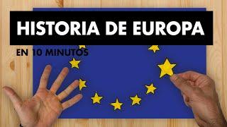 Download HISTORIA DE EUROPA EN 10 MINUTOS Video