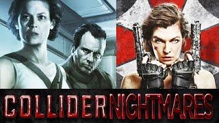 Download Alien 5 Chances Slim, Resident Evil Director Paul WS Anderson In Studio - Collider Nightmares Video