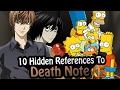 Download 10 References To Death Note Hidden In Other Works! [Smosh, NateWantsToBattle] Video