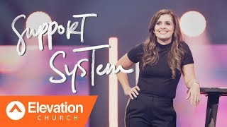 Download Overcoming Loneliness & Building Friendships That Fit | Holly Furtick Video