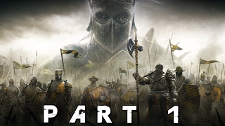 Download FOR HONOR Walkthrough Gameplay Part 1 - Warlords (Knight Campaign) Video