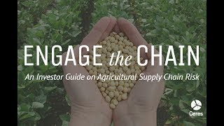 Download Engage the Chain: An Investor Guide on Agricultural Supply Chain Risk Video
