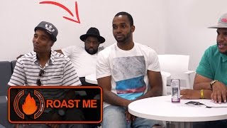 Download Roast Me | S2 E3 Just Sitting Here Like Video