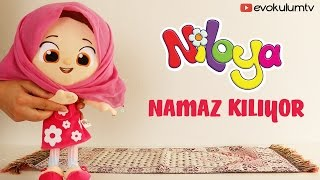 Download Niloya Namaz Kılıyor Duaları Öğretiyor Video