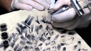 Download Handmade direct drive rotary tattoo machine Video