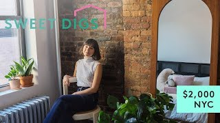 Download This NYC Studio Makes Small Space Living Beautiful | Sweet Digs | Refinery29 Video