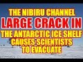 Download LARGE CRACK FORMING IN ANTARTIC..RESEARCHERS EVACUATED! Video