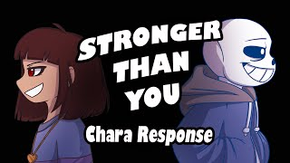 Download Stronger Than You - Chara Response (Undertale Animation Parody) Video
