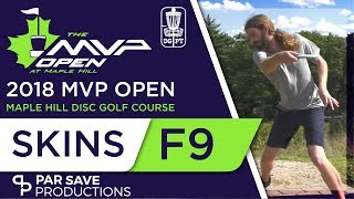 Download 2018 MVP Open - Doubles Skins Match Front 9 - Conrad/Anthon, Masters/Dickerson, Stoll/Messerschmidt Video