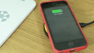 Download iQi Mobile - Wireless Charging for iPhone 5, 5s and 5c Video