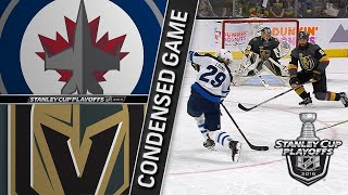 Download 05/16/18 WCF, Gm3: Jets @ Golden Knights Video
