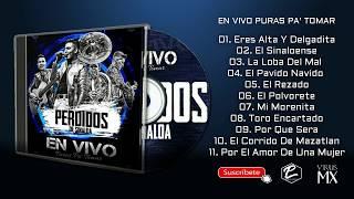 Download Perdidos De Sinaloa - Puras Pa Tomar (Disco En Vivo) Video