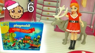 Download Princess Anna - Playmobil Holiday Christmas Advent Calendar - Toy Surprise Blind Bags Day 6 Video