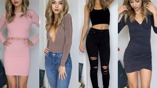 Download LAST TRY ON Clothing Haul of 2016 | Chelsea Trevor Video