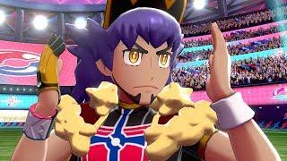 Download Pokémon Sword & Shield - Champion Battle + Ending Video