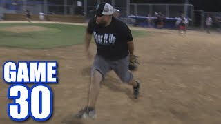 Download THE BEST PLAY WE'VE EVER SEEN! | On-Season Softball League | Game 30 Video