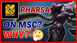 Download The Pharsa Strategy of Aether Main (Bren Esports) | Draft Pick Analysis - Mobile Legends Video