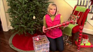 Download How To Decorate a Christmas Tree With Lights, Garland, and Ornaments Video