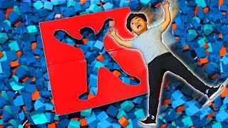 Download Jumping Through IMPOSSIBLE Shapes! Video