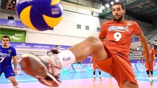 Download TOP 20 Legendary Volleyball Saves Of All Time (HD) Video