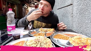 Download INDIAN FOOD and DESSERT TOUR + Royal Tomb Hopping   Delhi, India Video