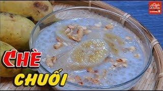 Download Cách nấu chè chuối nước cốt dừa ngon dễ làm, món ăn dân gian hương vị quê hương ăn là ghiền Video