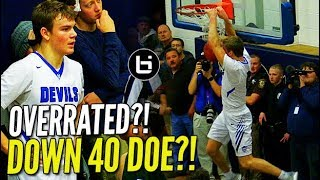 Download ″OVERRATED?! Down 40?! Mac McClung SHUTS UP the Haters! Video