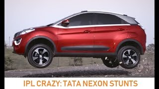 Download Tata Nexon IPL Edition Stunts Video