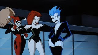 Download Harley Quinn and Poison Ivy + Livewire = Hot Girls! Video