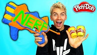 Download PLAY DOH NERF MOD!! Video